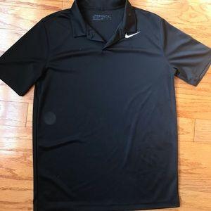Boys Nikegolf Drifit Nike Polos